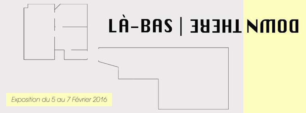 Là-bas/Down There, Ateliers la mine & collectif sport, Montreuil