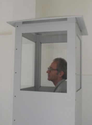Surveillant de musée
