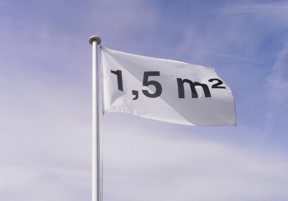 1,5m²