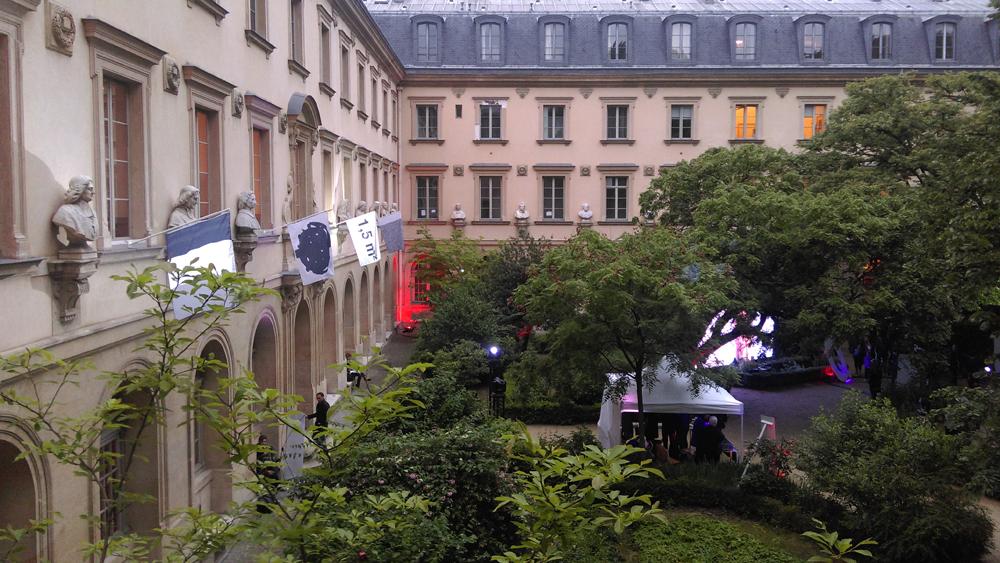 Nuit Sciences & lettres, ENS